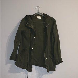 Forever 21 Olive Green Jacket